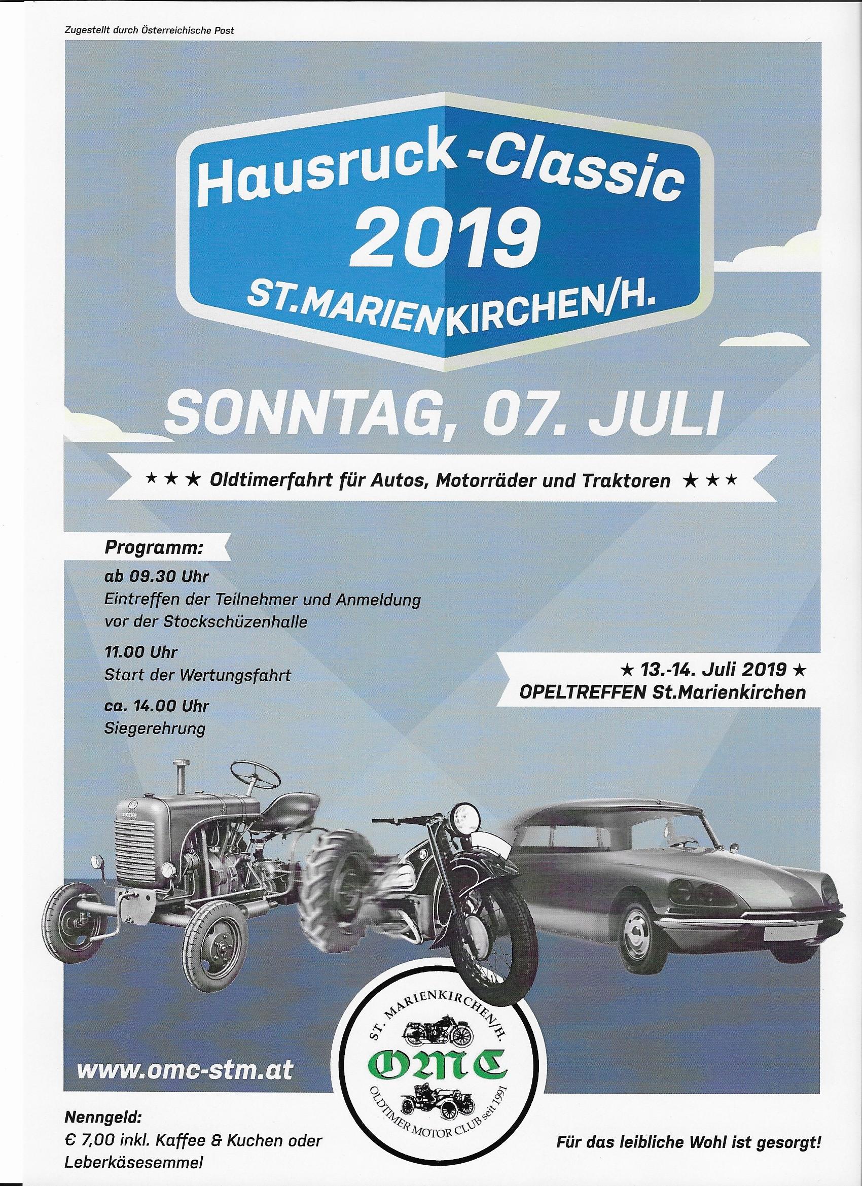 Einladung Hausruck Classic 2019 001